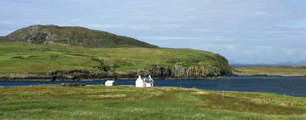 Isolated Cottages