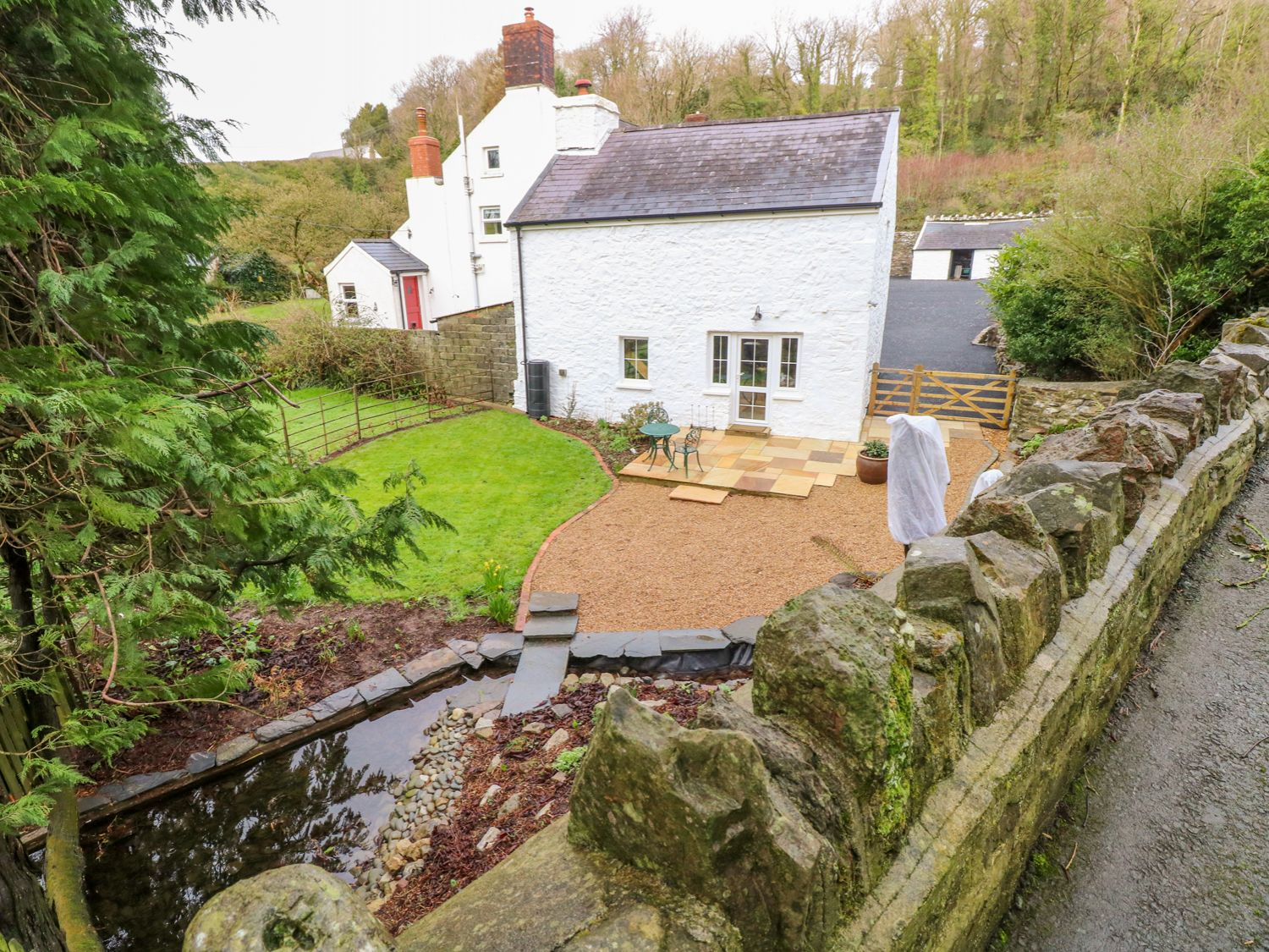 King Gaddle Cottage - South Wales - 1000830 - photo 1
