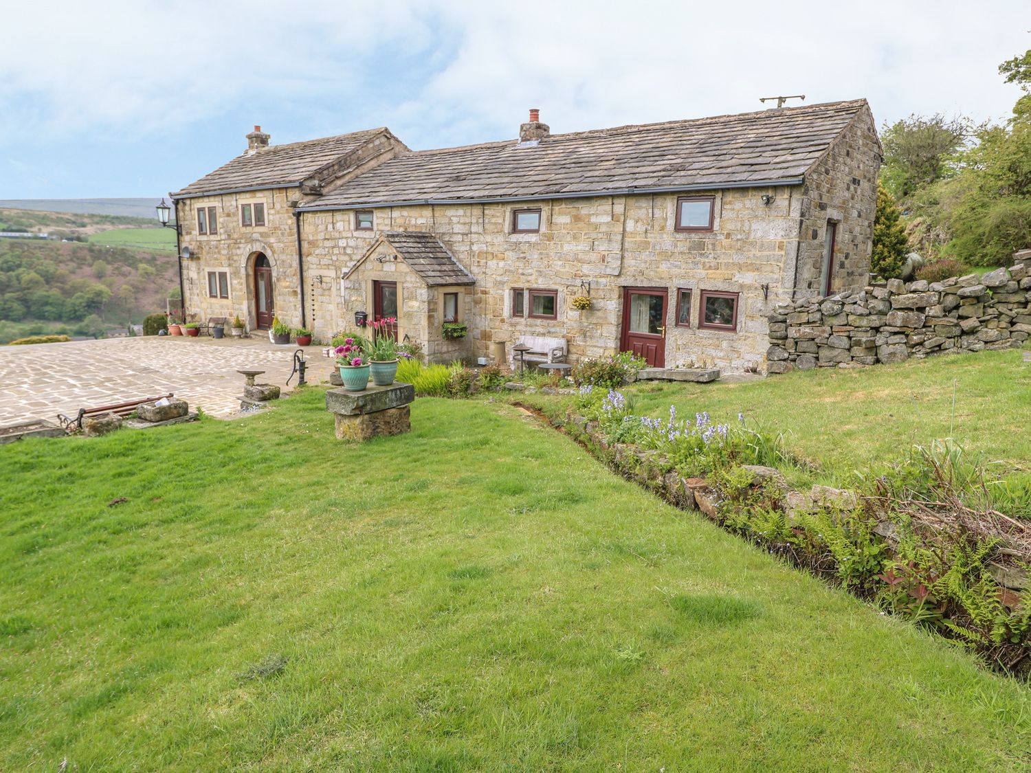 Waterstalls Farm Cottage - Yorkshire Dales - 1008381 - photo 1