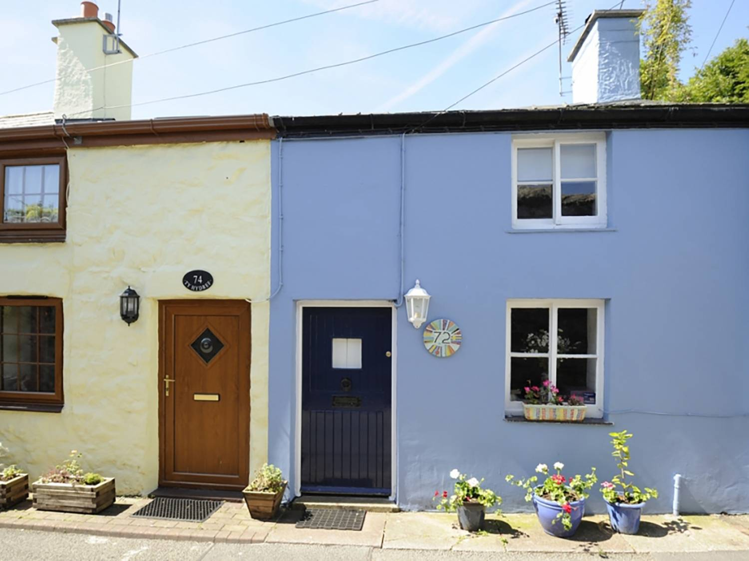 Blue Cottage - Anglesey - 1008725 - photo 1