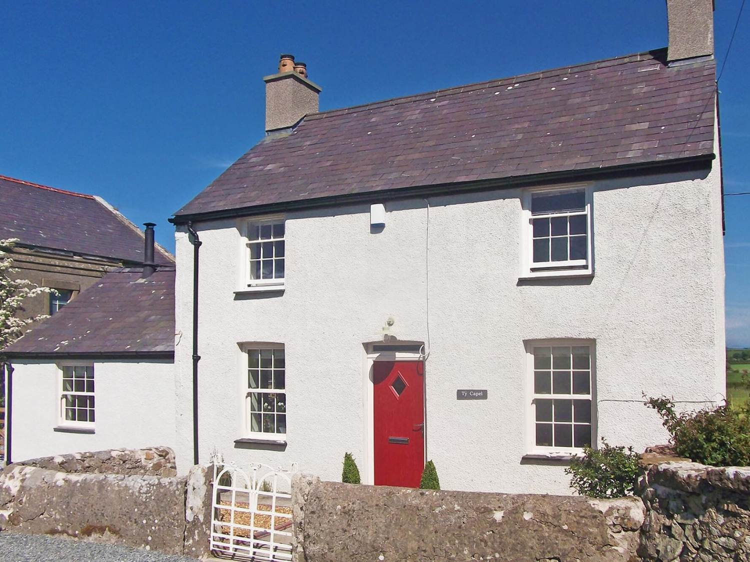 Ty Capel Bryntwrog - Anglesey - 1008763 - photo 1