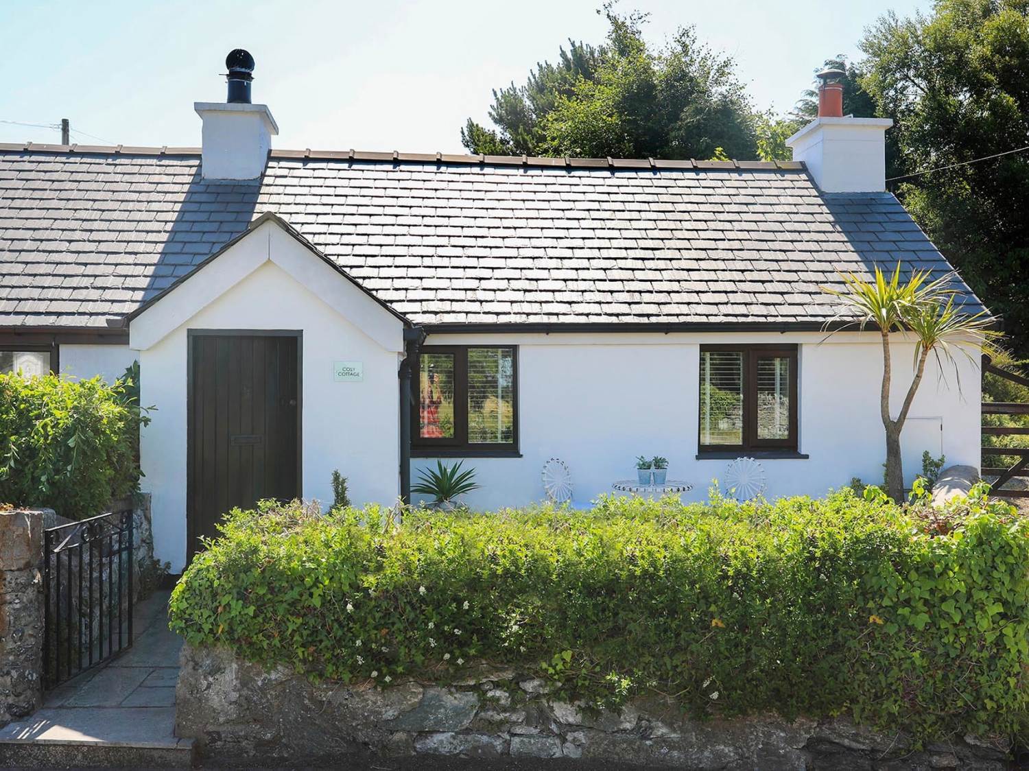 Cosy Cottage - Anglesey - 1008789 - photo 1