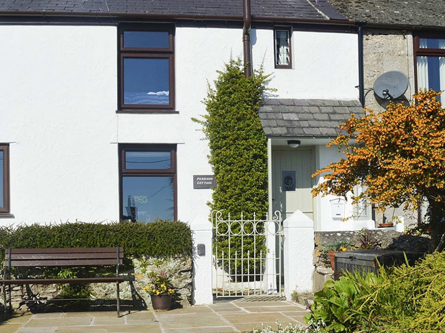 Penrhos Cottage - Anglesey - 1008962 - photo 1
