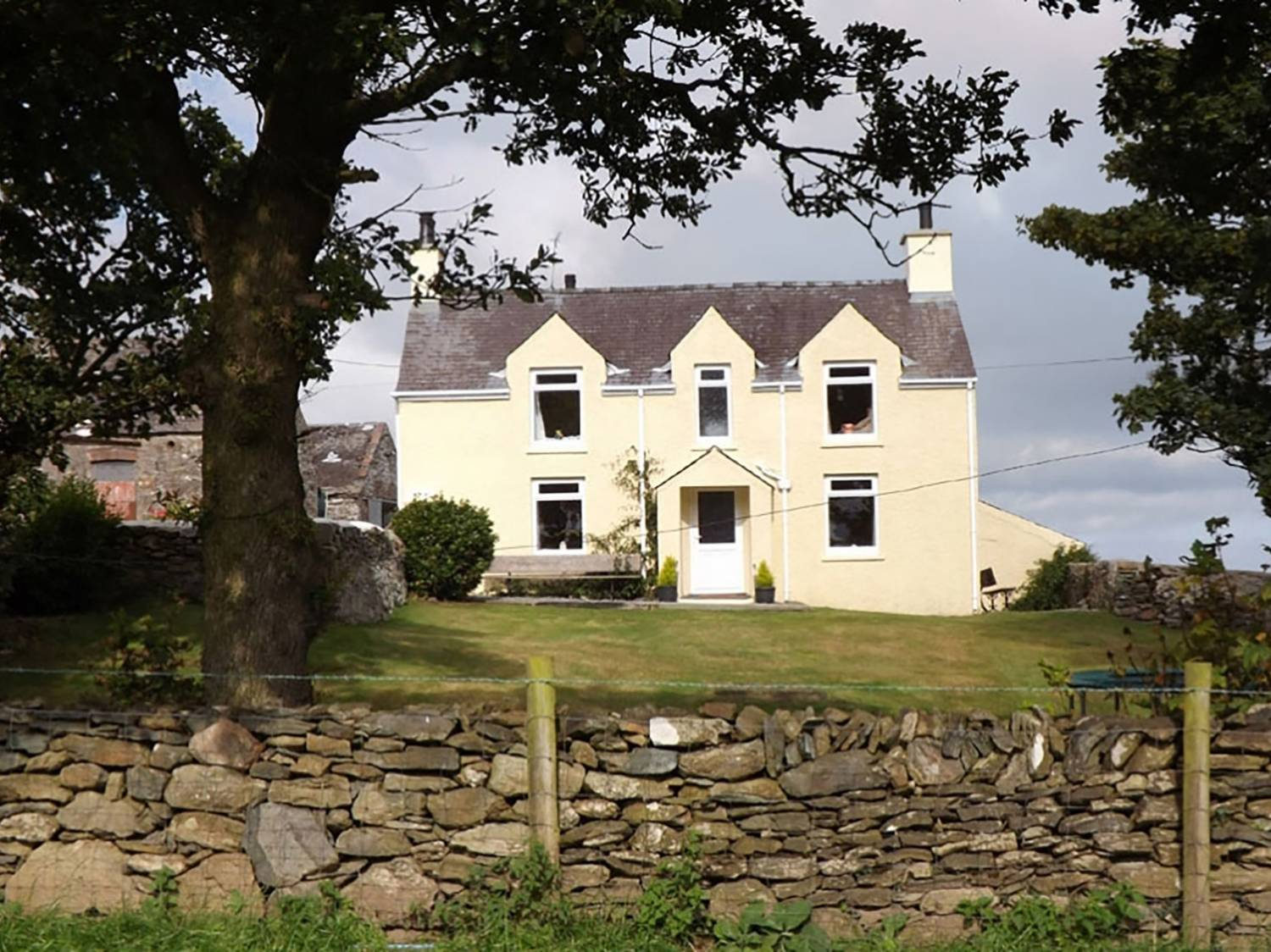 Pentreheulyn - Anglesey - 1008966 - photo 1