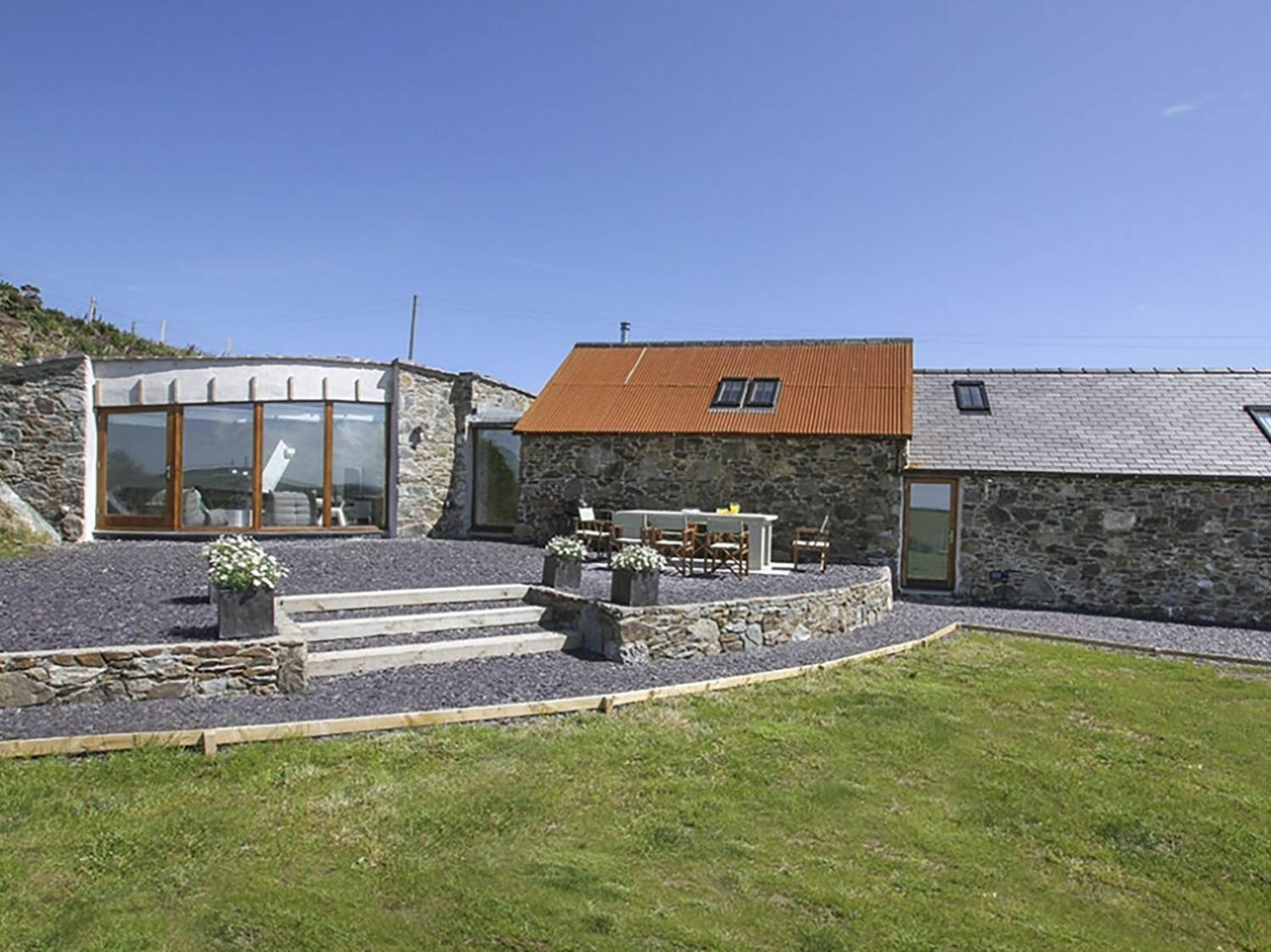 Rhyd Angharad Barns - Anglesey - 1008994 - photo 1