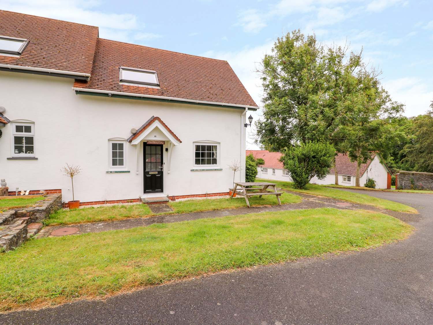 Blackthorn Cottage - South Wales - 1013059 - photo 1