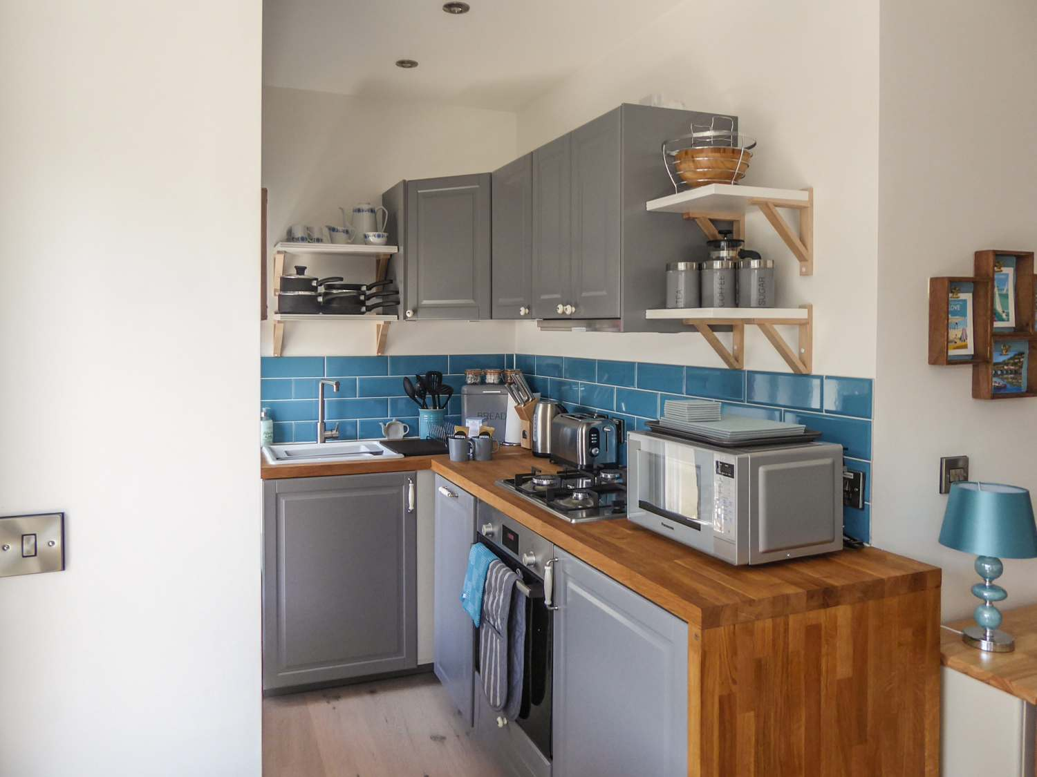 Harbour View Apartment, Looe   Beach Stays