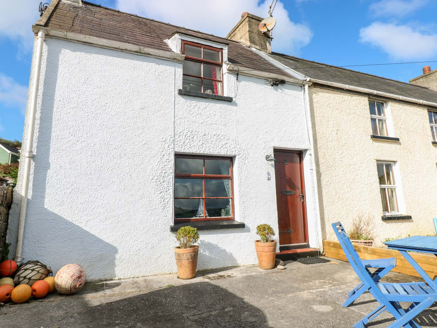 2 Strand Cottages - South Wales - 1015605 - photo 1