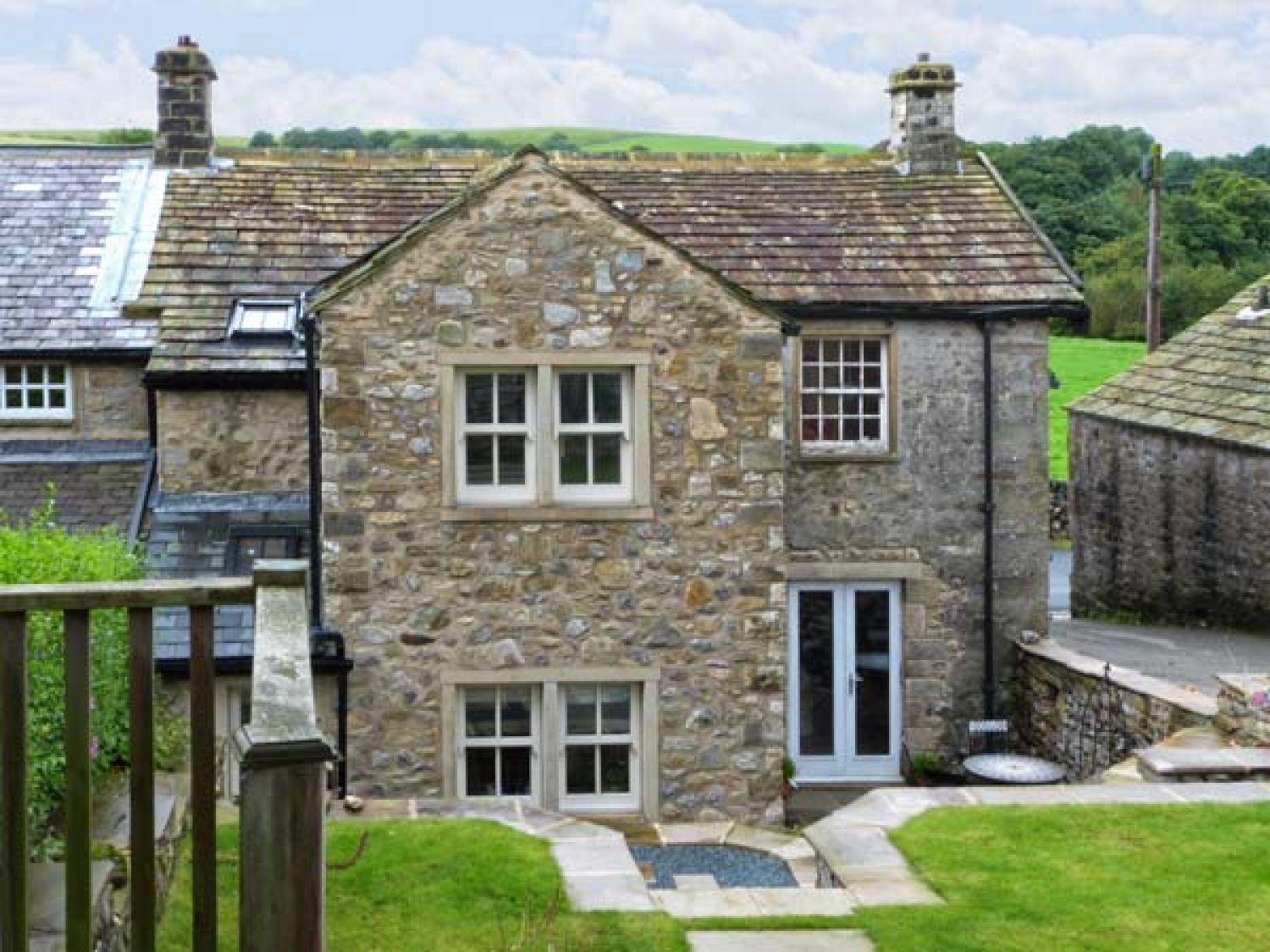 Padges Cottage Airton Yorkshire Dales Self Catering