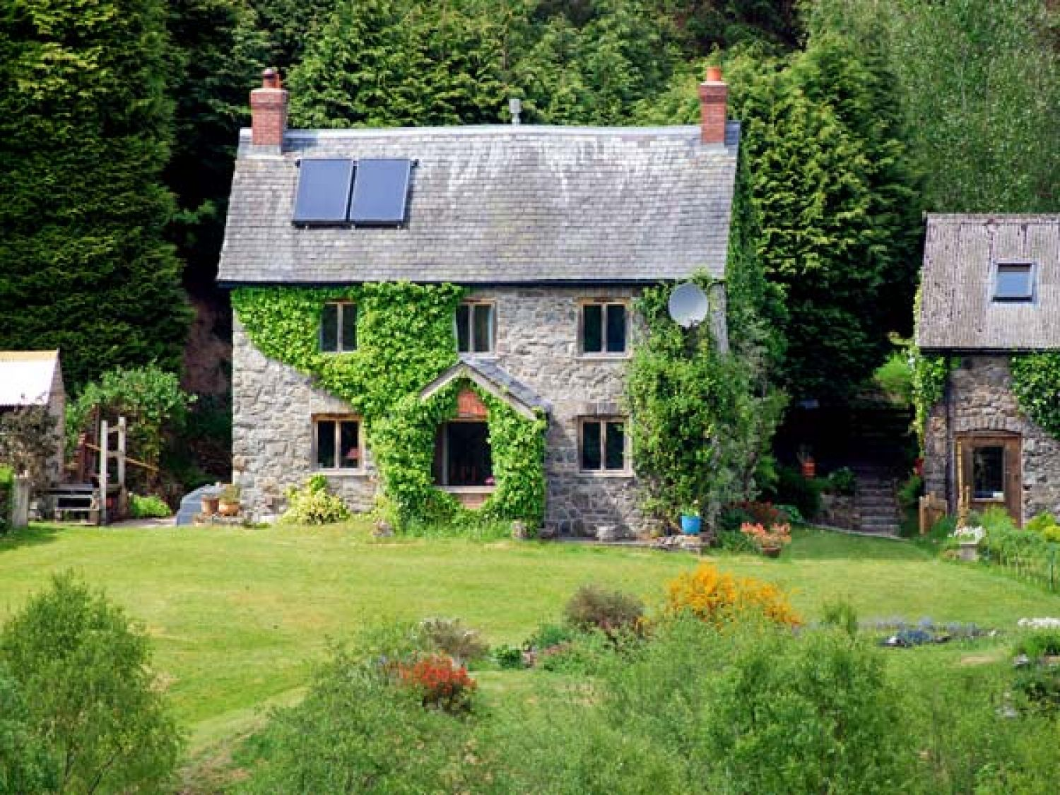 Cwm Bedw Farmhouse - Mid Wales - 12623 - photo 1