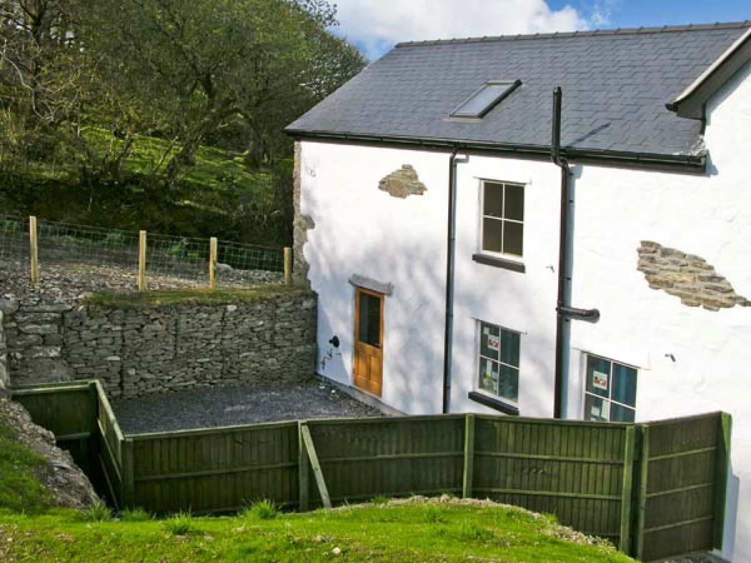 buzzards view eglwysbach esgair ebrill self catering holiday