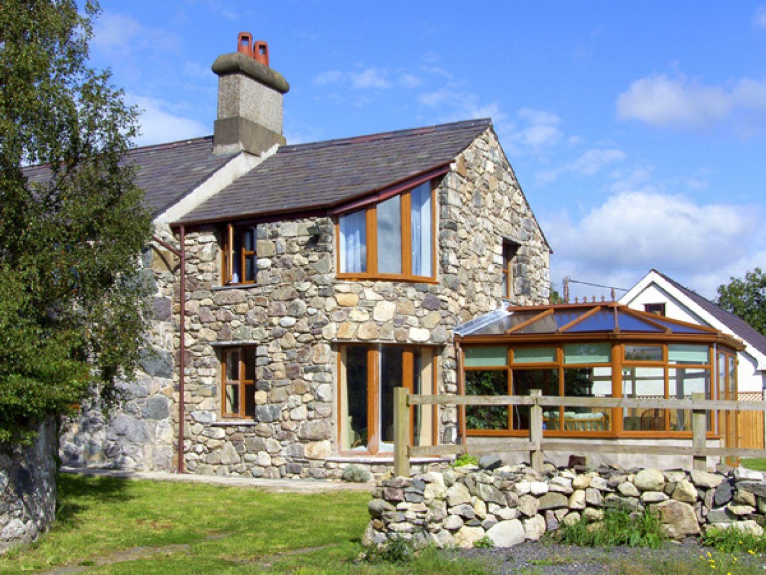 Ddol Helyg Farmhouse - North Wales - 1576 - photo 1