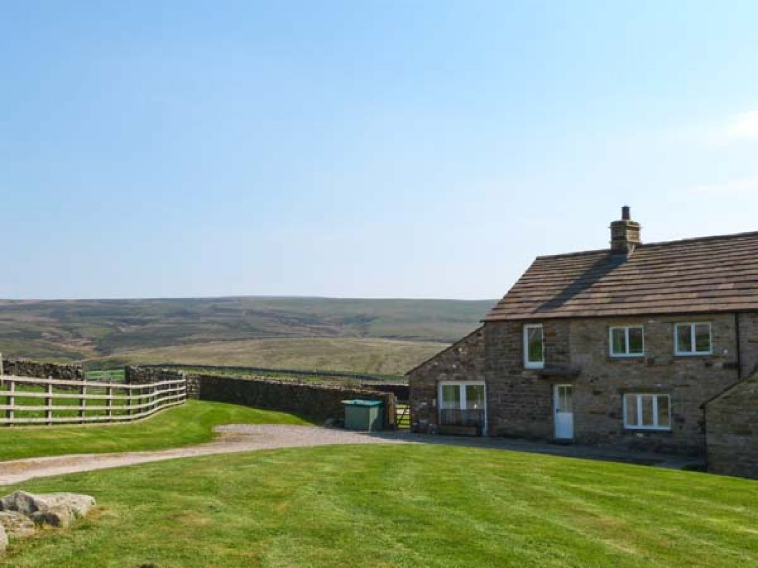 Higher Croasdale Farmhouse - Yorkshire Dales - 16148 - photo 1