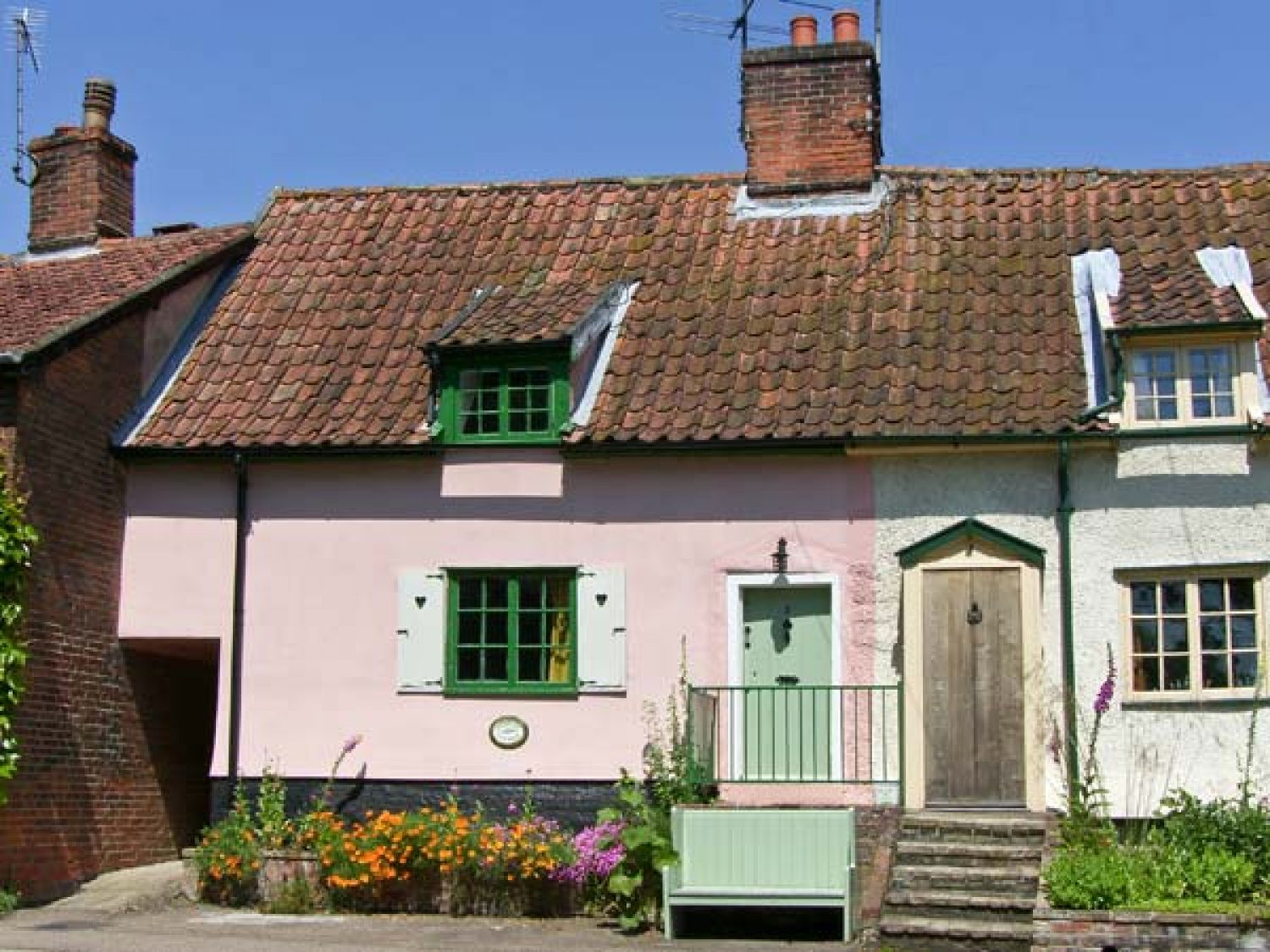 Feather Cottage, Peasehall, Suffolk | sykescottages.co.uk
