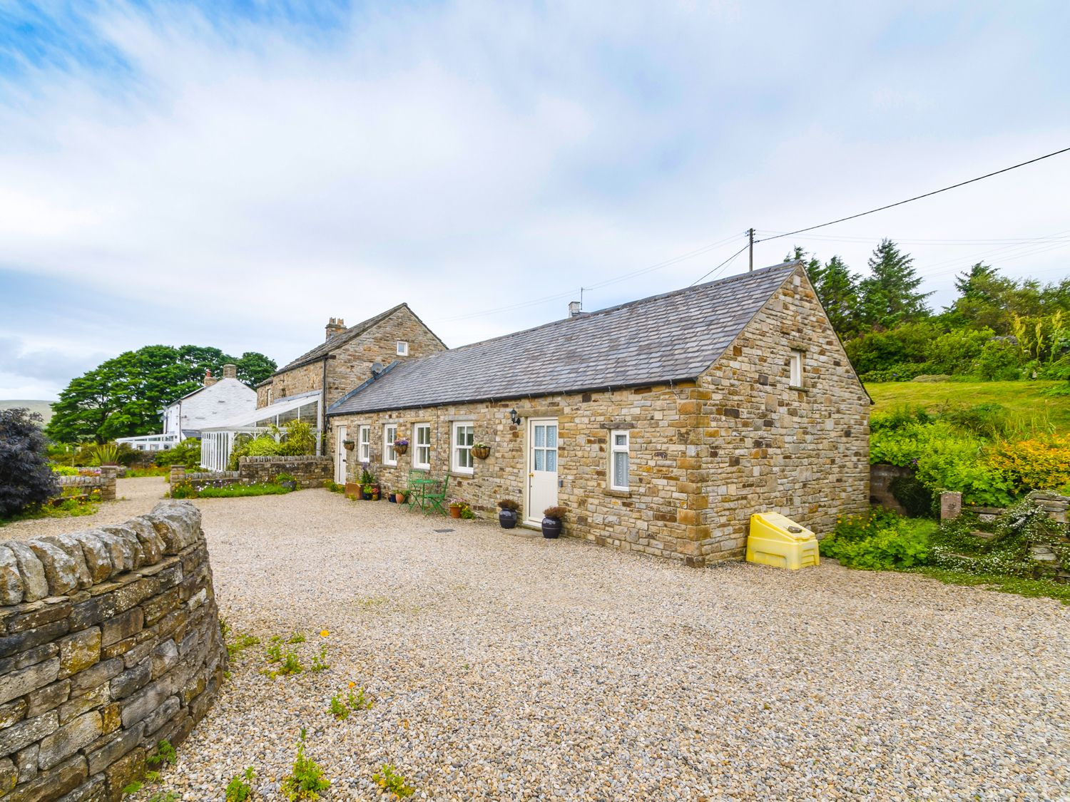 The Byre at High Watch - Northumberland - 17537 - photo 1