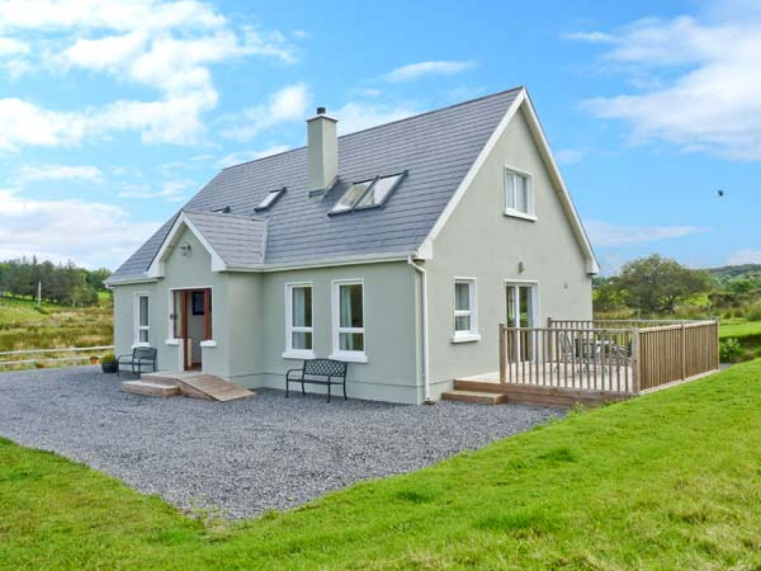 Crona Cottage - County Donegal - 17574 - photo 1
