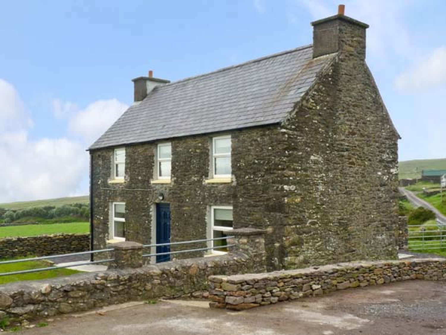 Stone Cottage Ballydavid County Kerry Tiduff Self