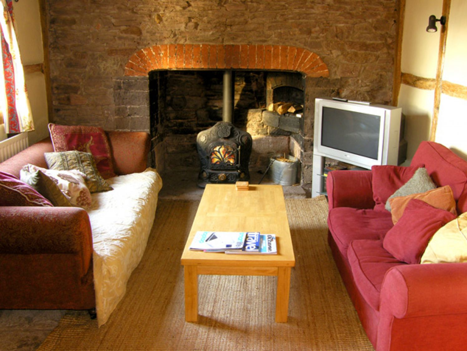 The Weedlands   Westhope, Herefordshire   Leominster   Self Catering ...