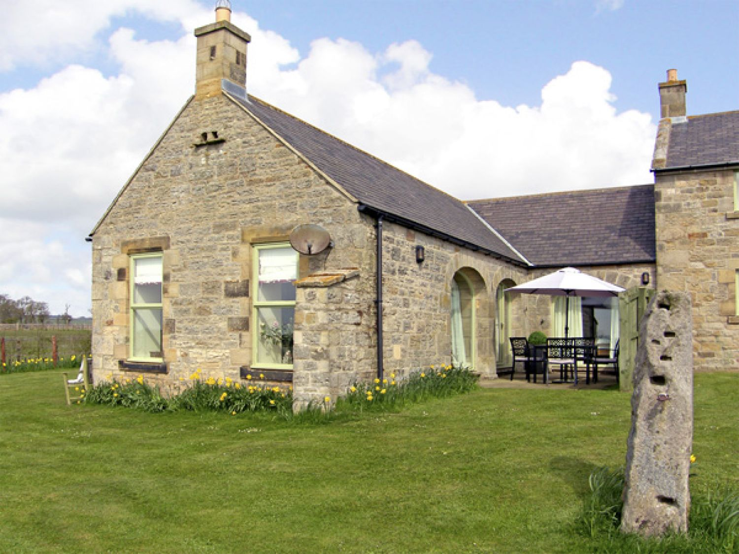 The Byre - Northumberland - 1783 - photo 1