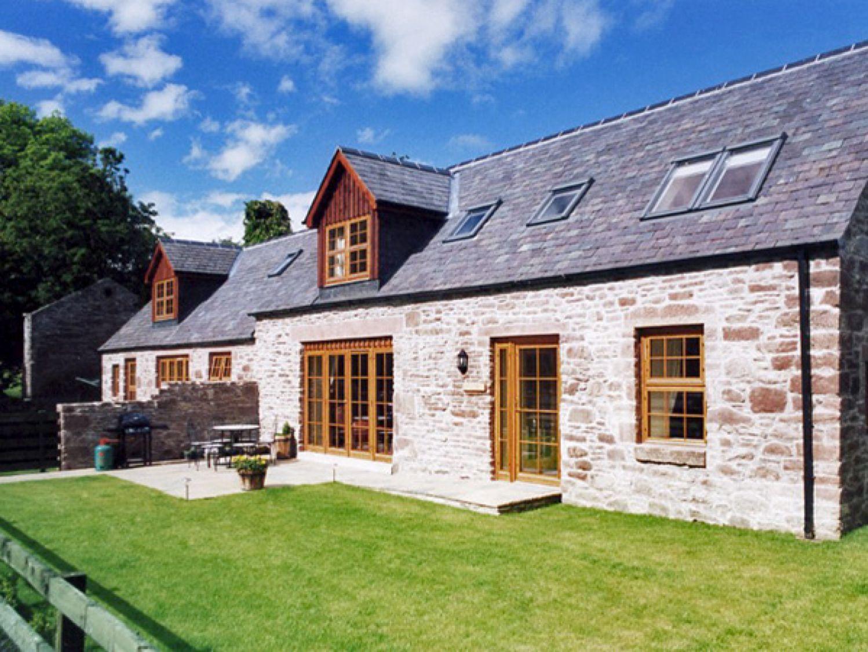 Nantusi Cottage - Scottish Lowlands - 1905 - photo 1