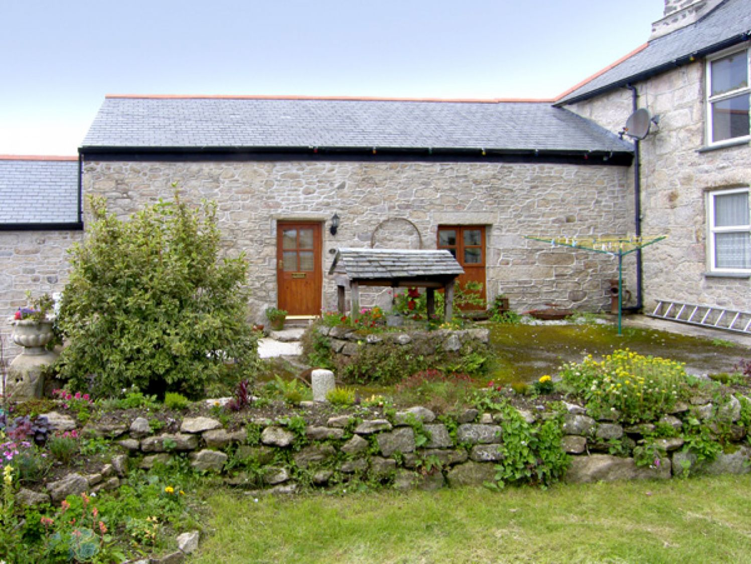 Barn Cottage Mabe Falmouth Cornwall Self Catering