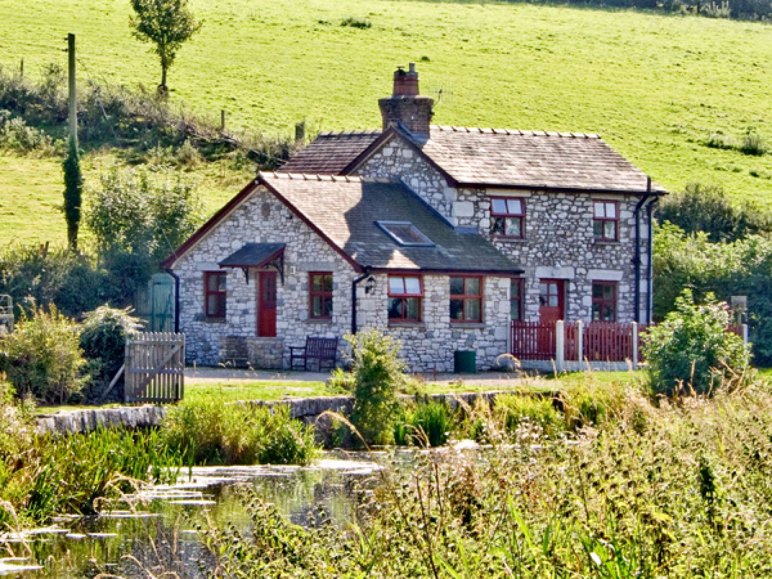 The Lake District And
