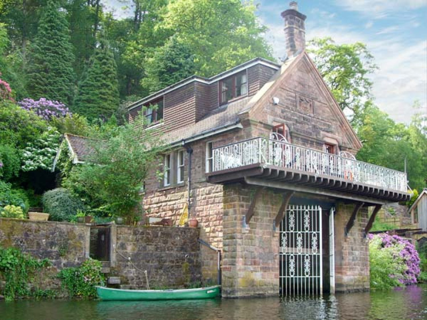 Horton Lodge Boathouse - Peak District - 23174 - photo 1