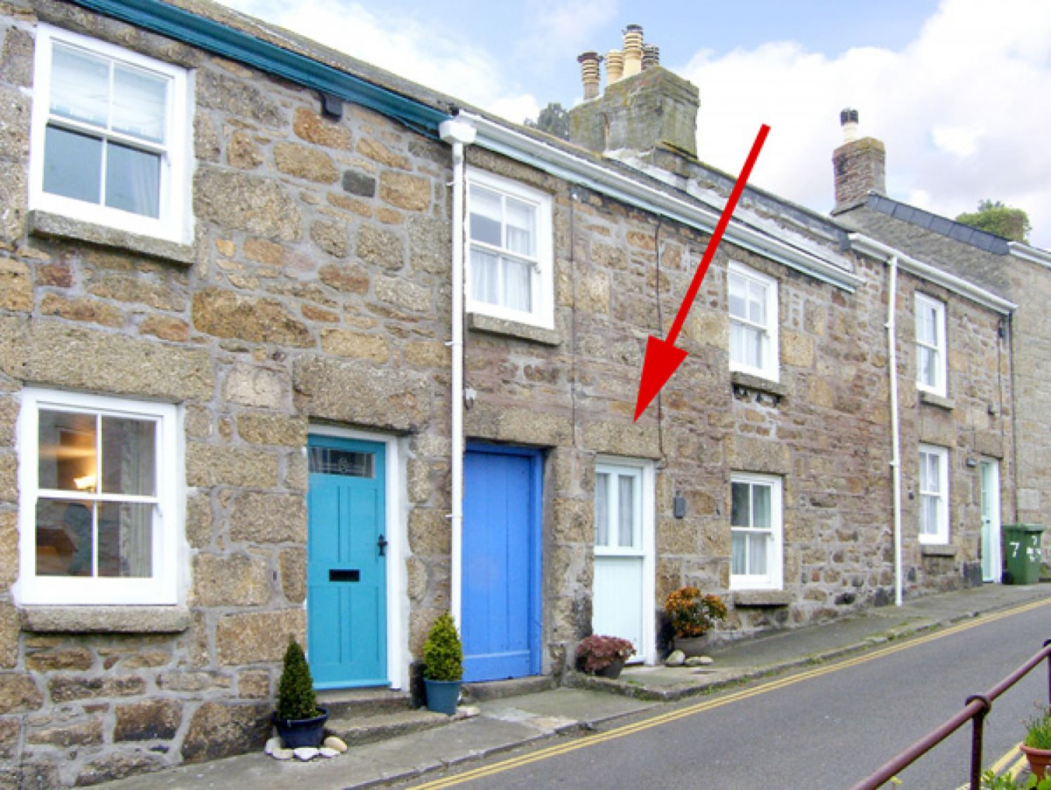 6 Regent Terrace Mousehole Cornwall Self Catering
