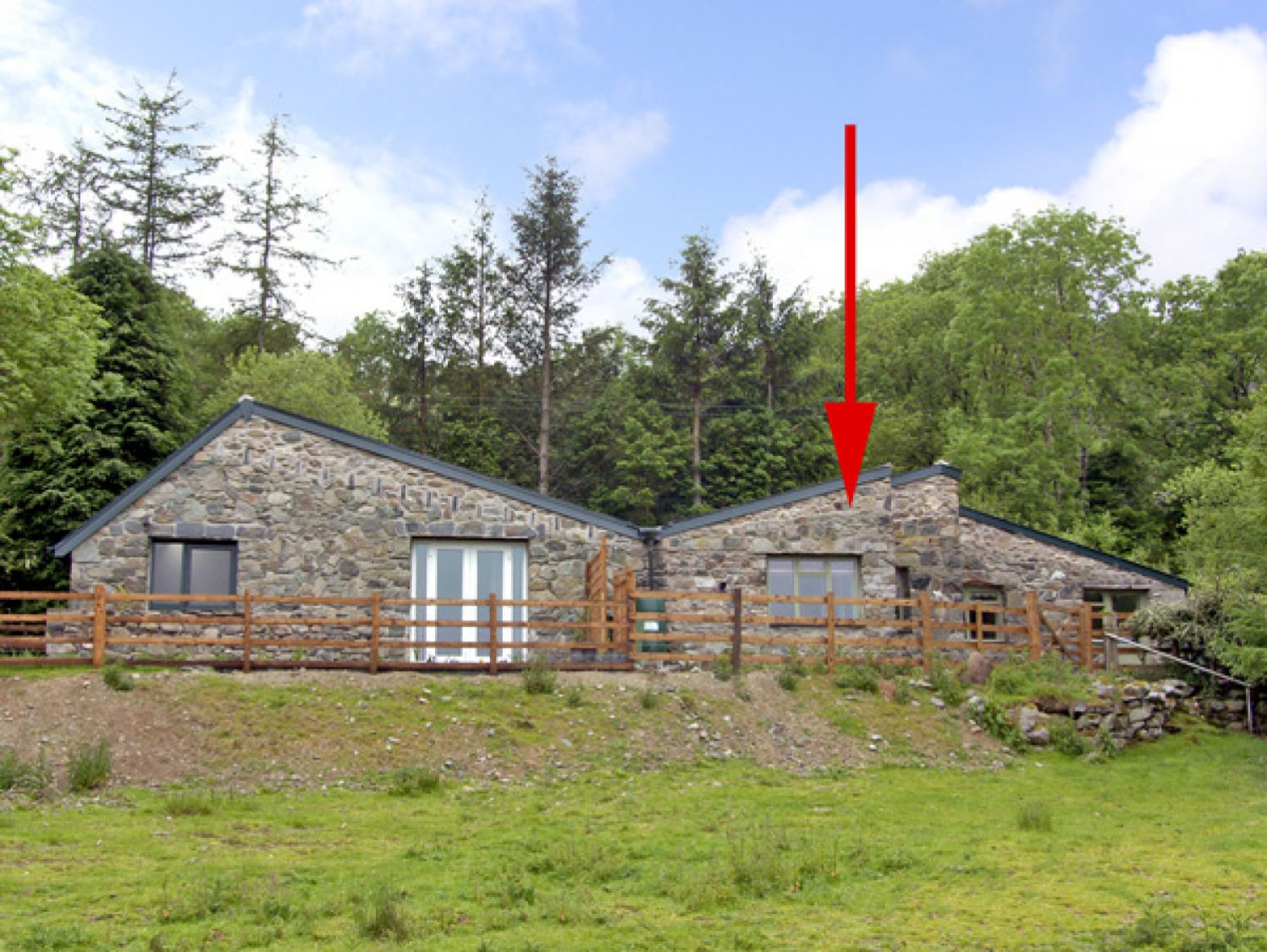 Buzzard Cottage - North Wales - 2506 - photo 1