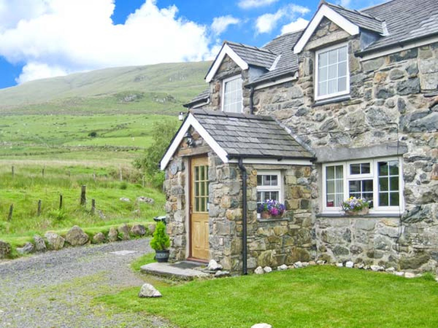 Stabal Cottage - North Wales - 25754 - photo 1