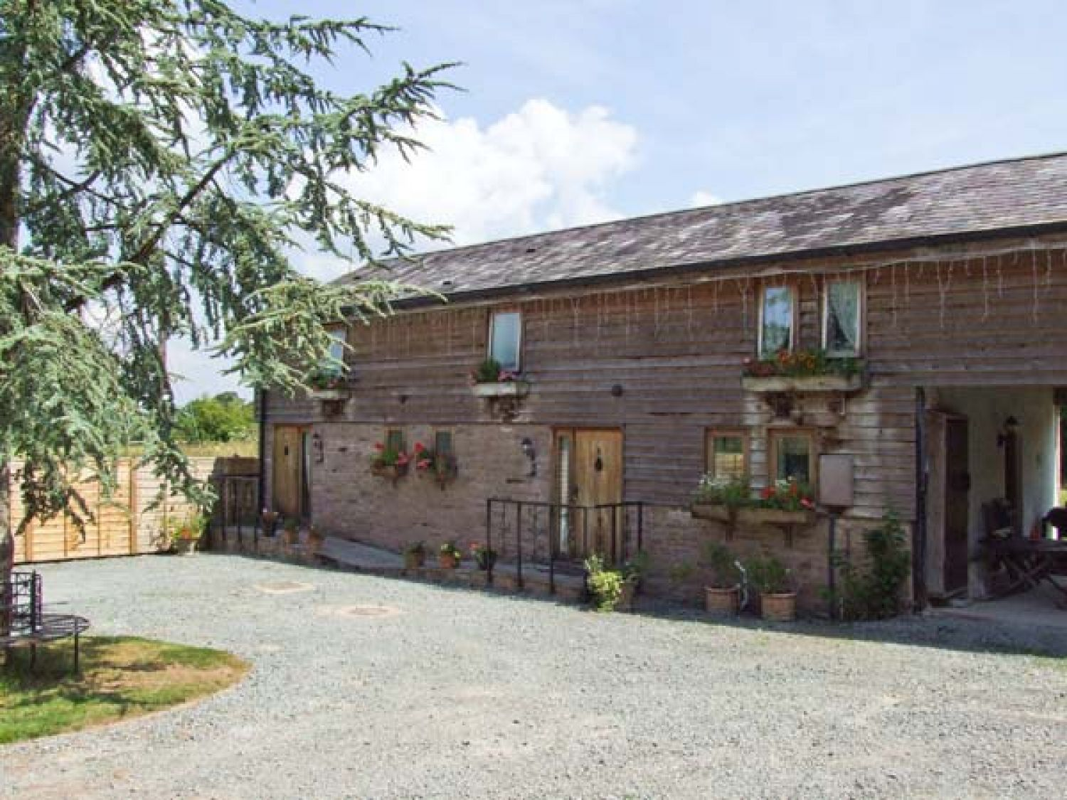 Broxwood Barn - Herefordshire - 25983 - photo 1