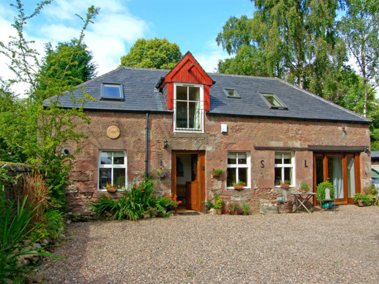 The Coach House - Scottish Lowlands - 2647 - photo 1