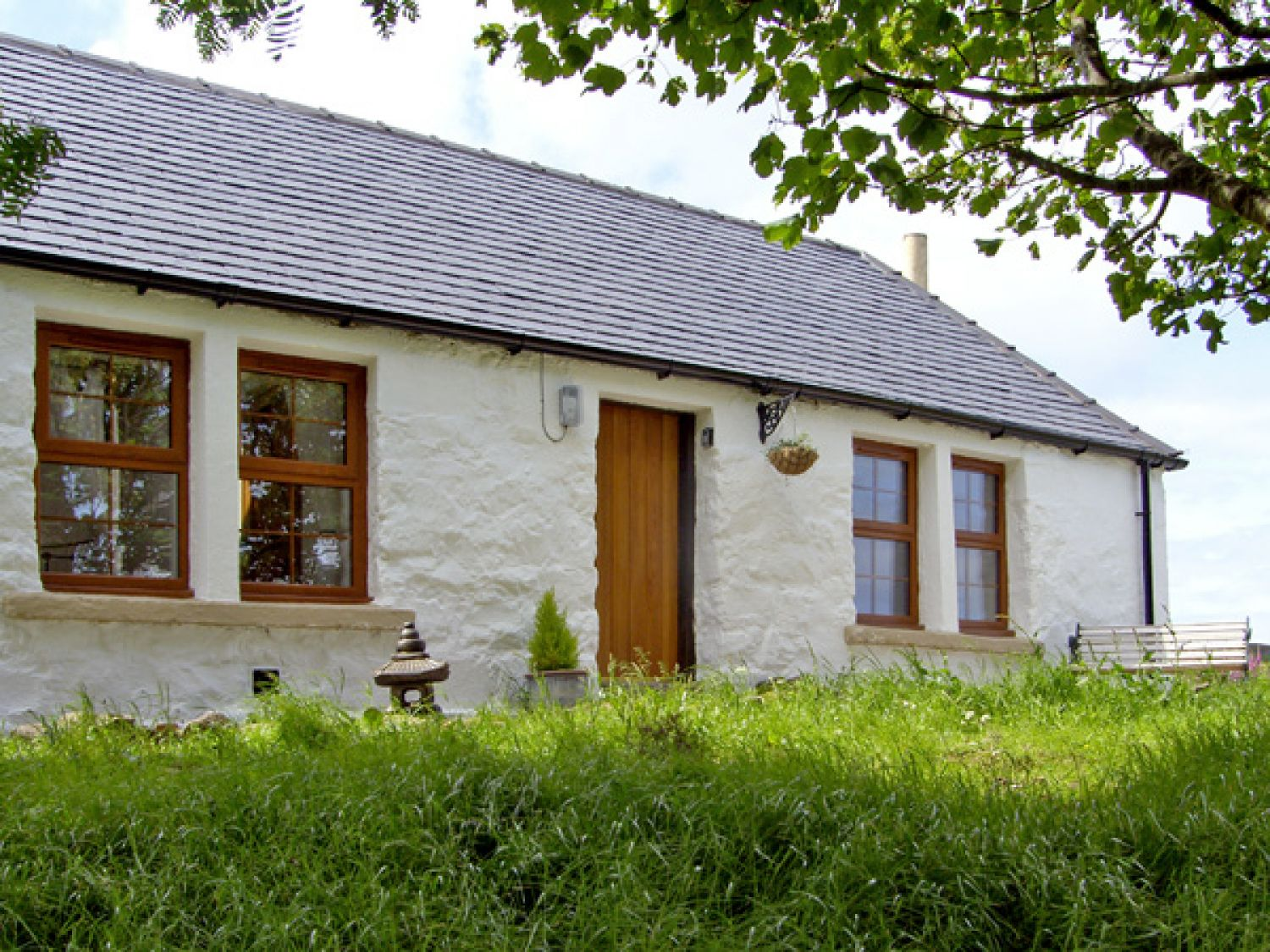 The Old Cottage - Scottish Highlands - 2676 - photo 1