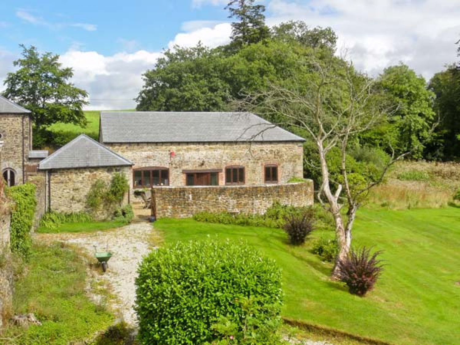 Holiday Cottages in Devon: The Coach House, Bratton Clovelly | sykescottages.co.uk