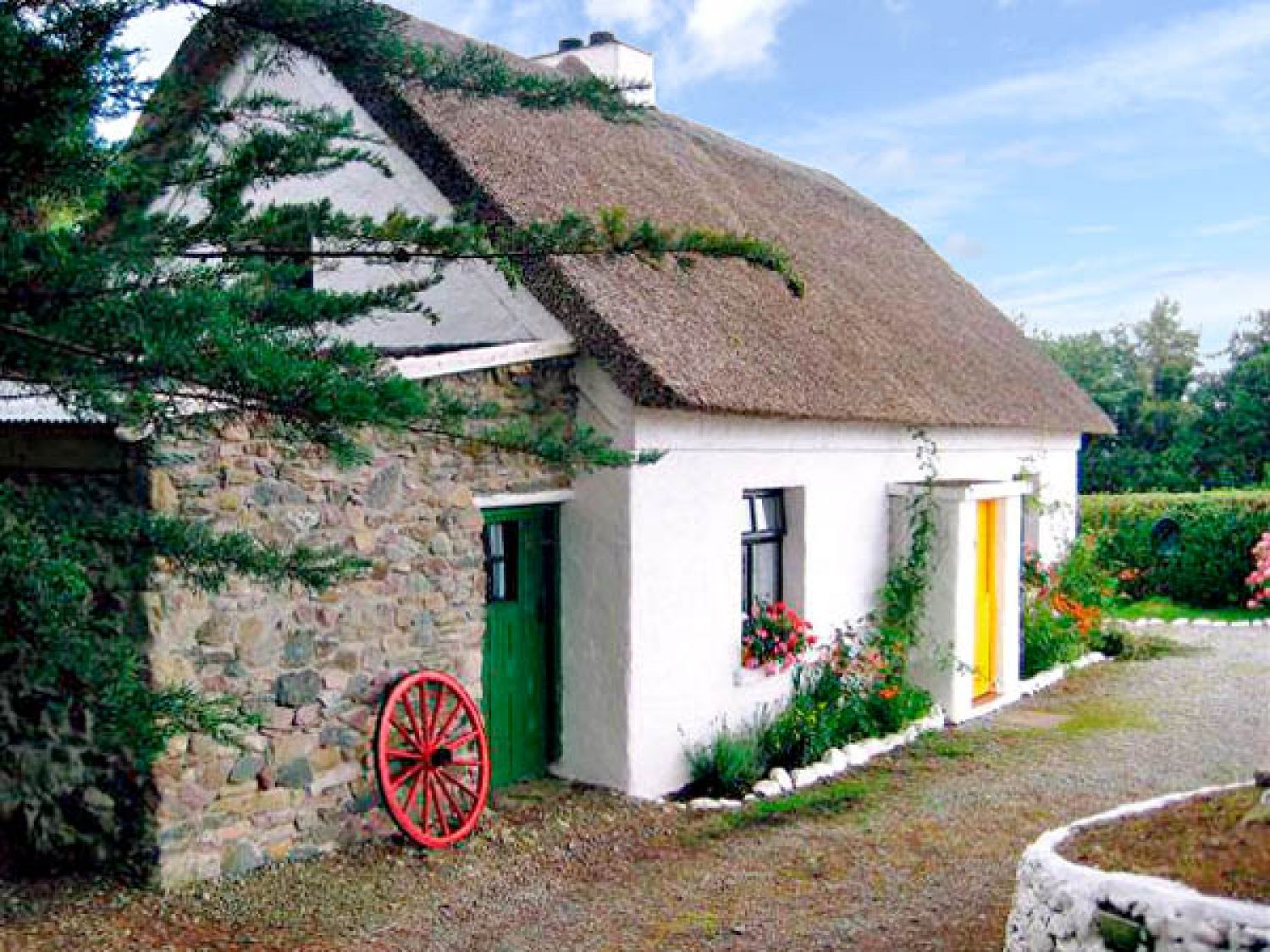 The Thatched Cottage Killarney County Kerry Killarney