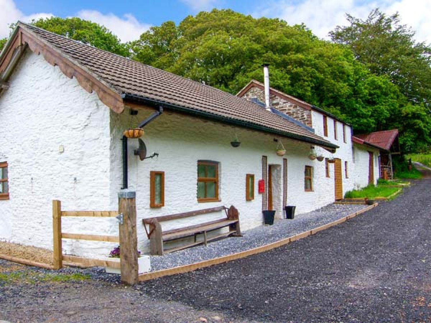 Bryndias Cottage - South Wales - 29702 - photo 1