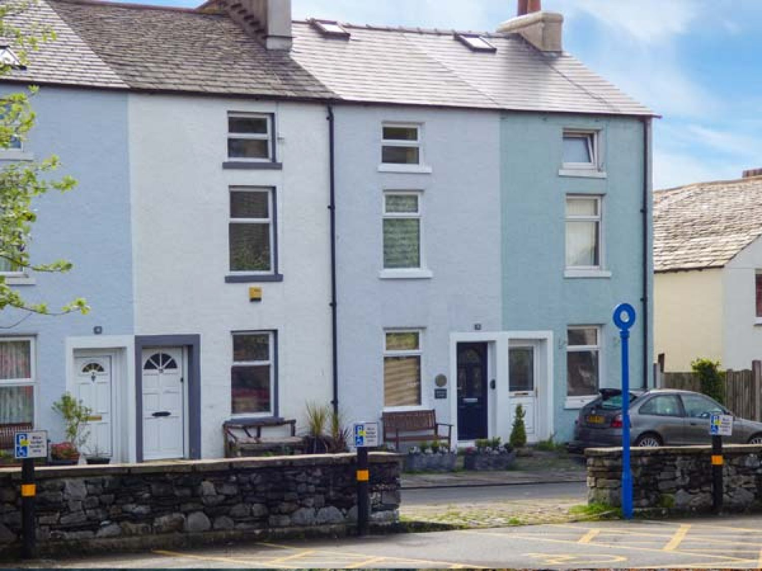Millstone Cottage Ulverston The Lake District And Cumbria