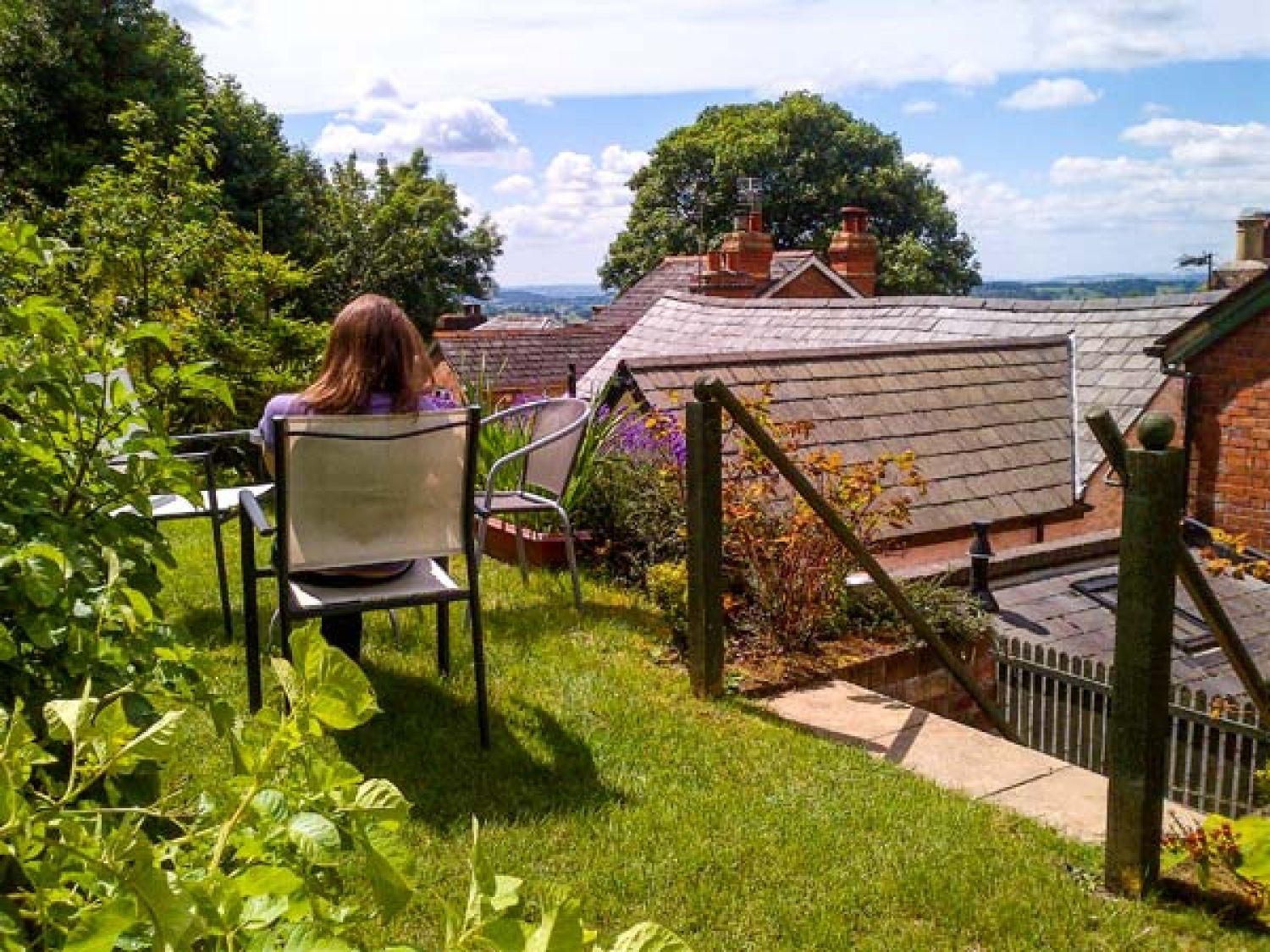 Sunnyside | Upper Colwall | Self Catering Holiday Cottage