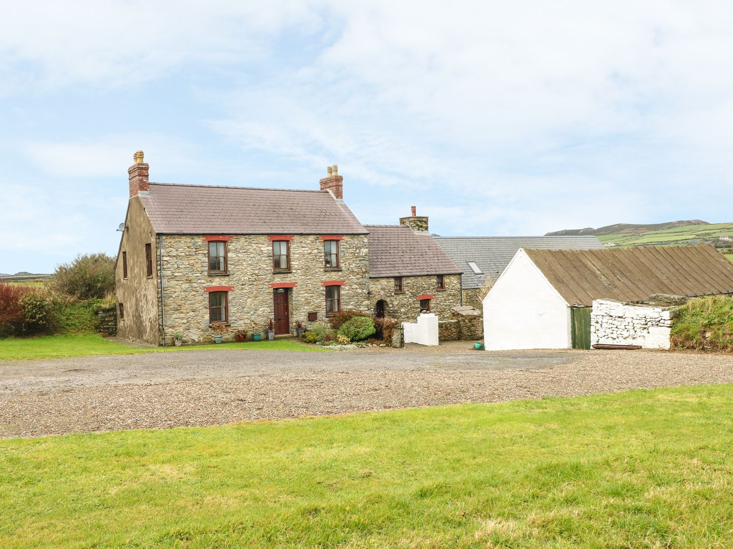 Gwryd Bach Farmhouse - South Wales - 31216 - photo 1
