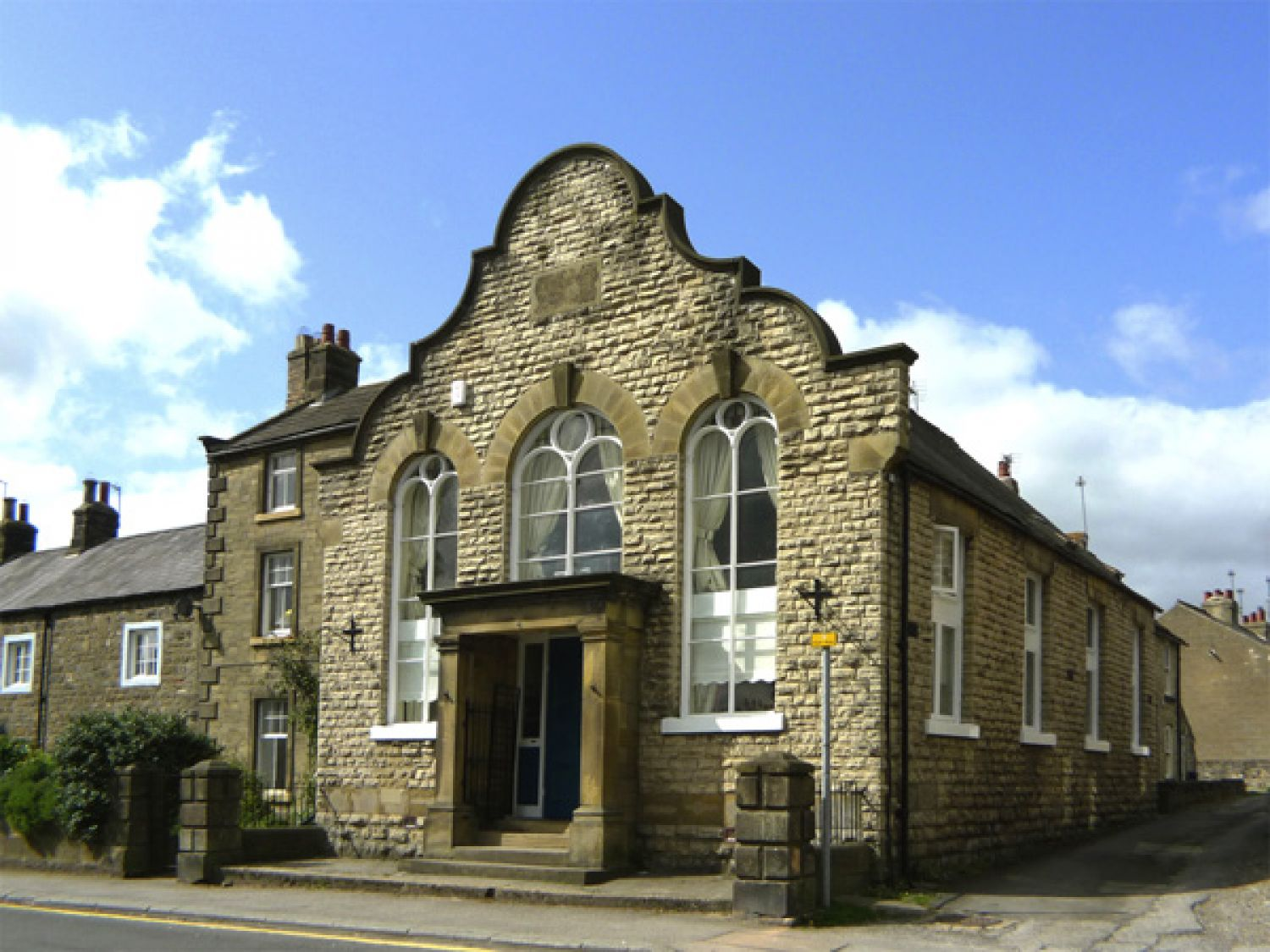 Old Chapel Post House Masham Yorkshire Dales Self Catering Holiday Cottage