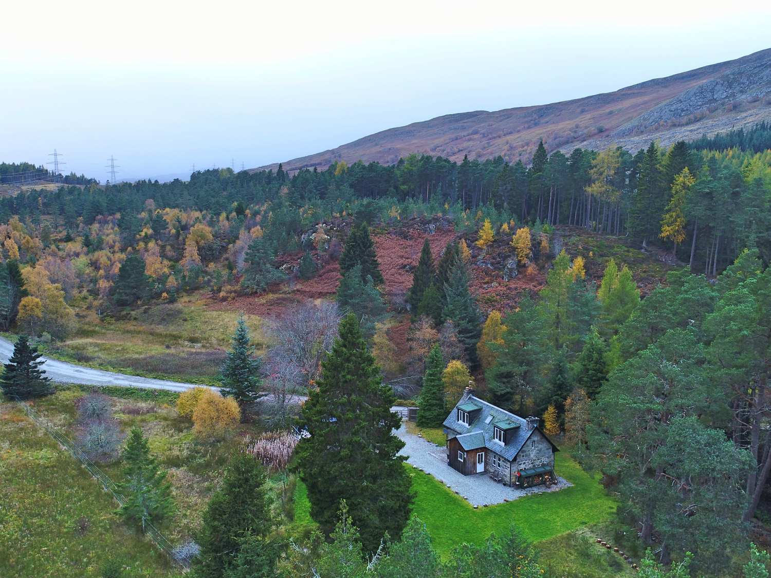 Feagour - Scottish Highlands - 3598 - photo 1