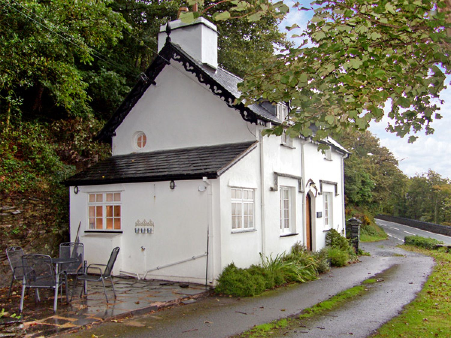 Braich-Y-Celyn Lodge - Mid Wales - 3634 - photo 1