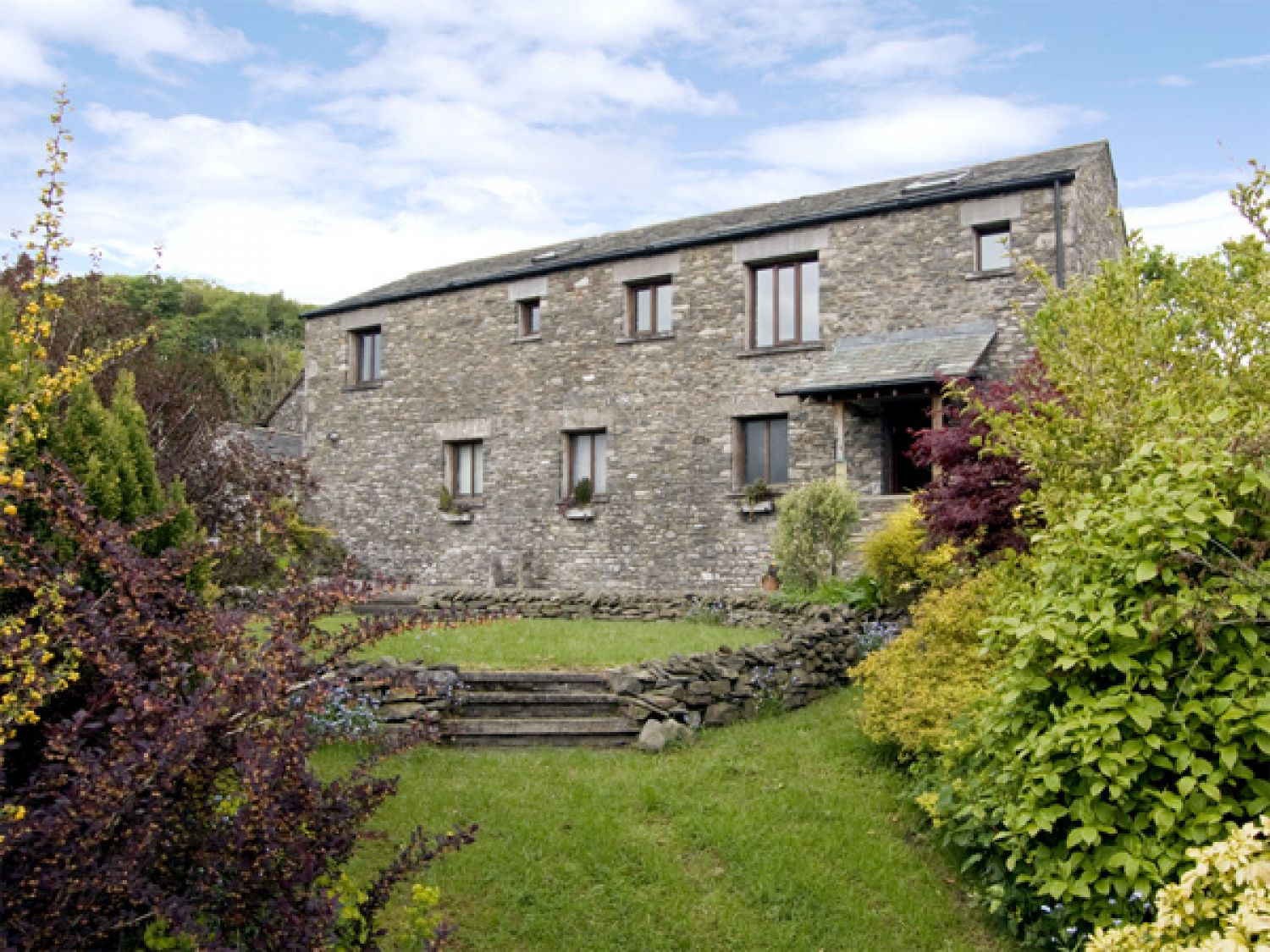 Hollins Farm Barn - Lake District - 3778 - photo 1