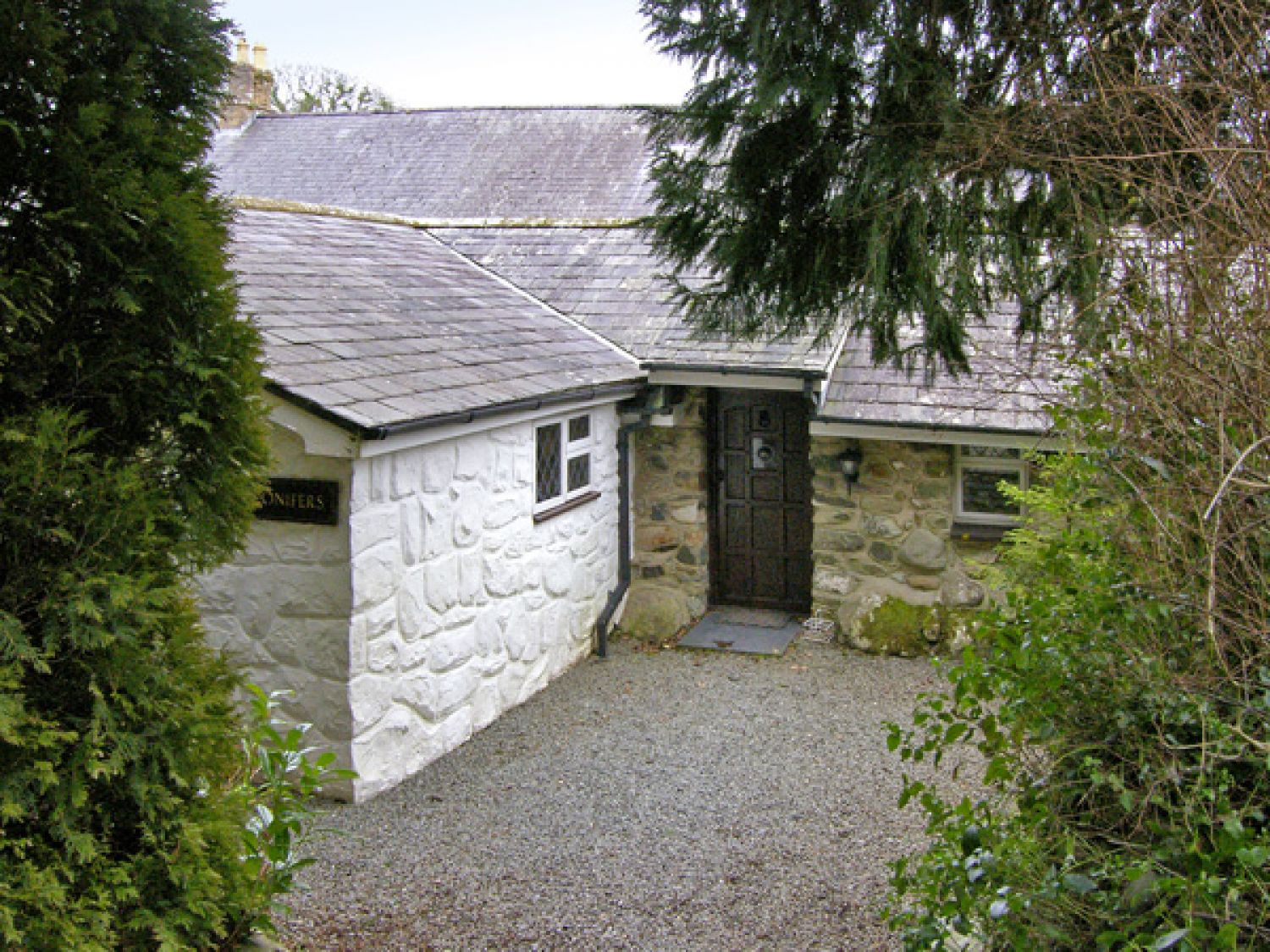 Conifers Cottage - North Wales - 380 - photo 1
