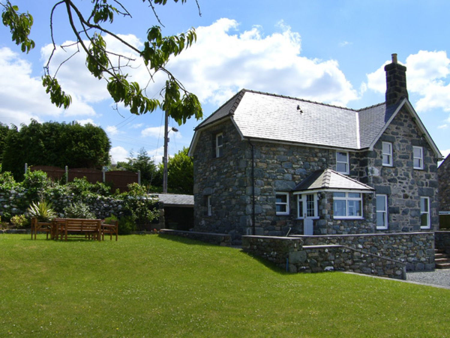 Ty Cerrig - North Wales - 4124 - photo 1