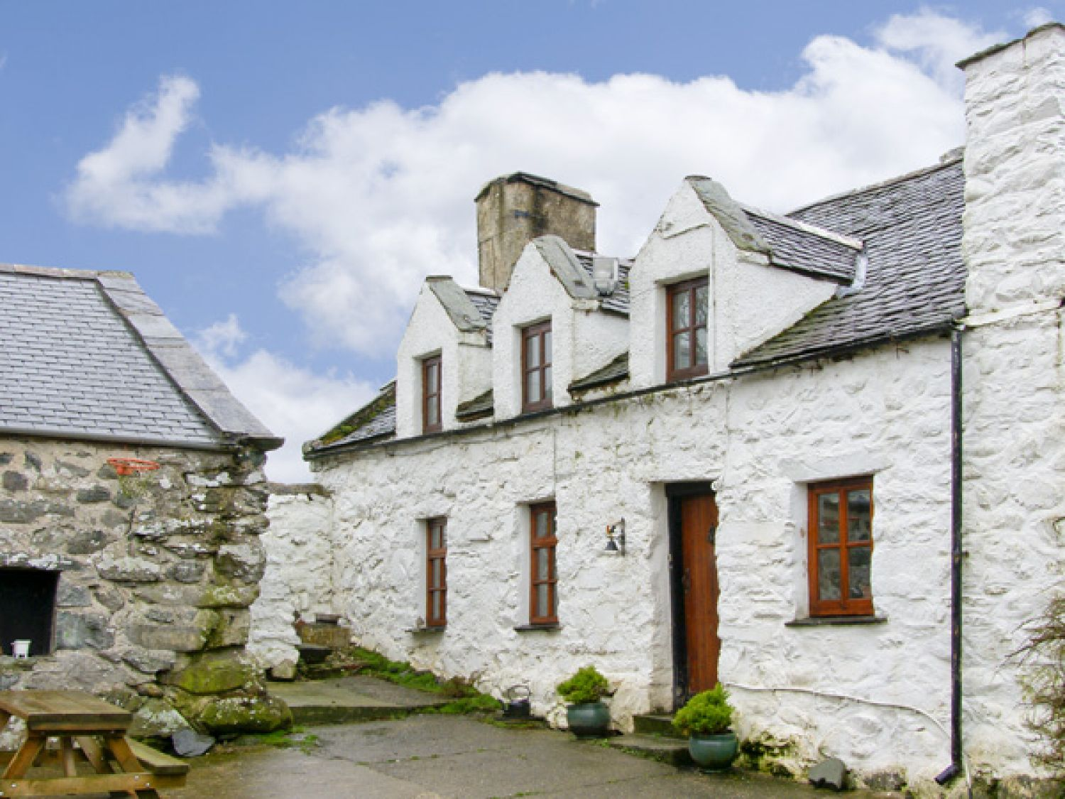 Hen Argoed Cottage - North Wales - 4131 - photo 1