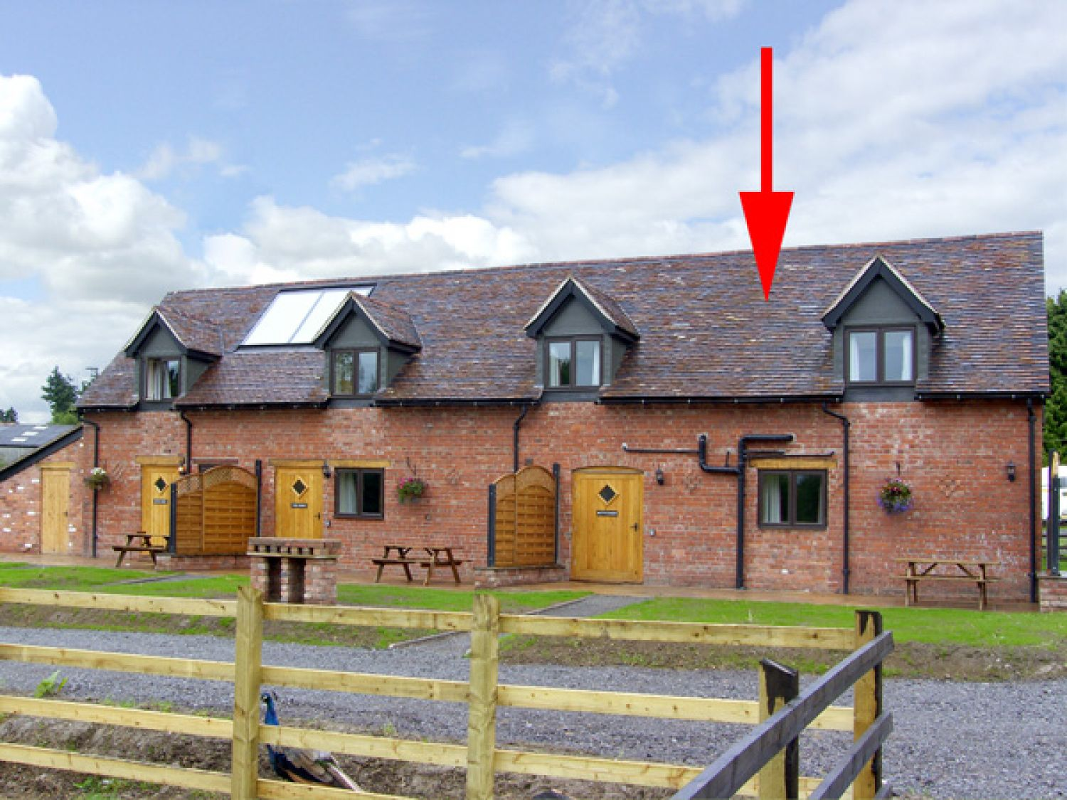 Betty's Barn - Shropshire - 4139 - photo 1