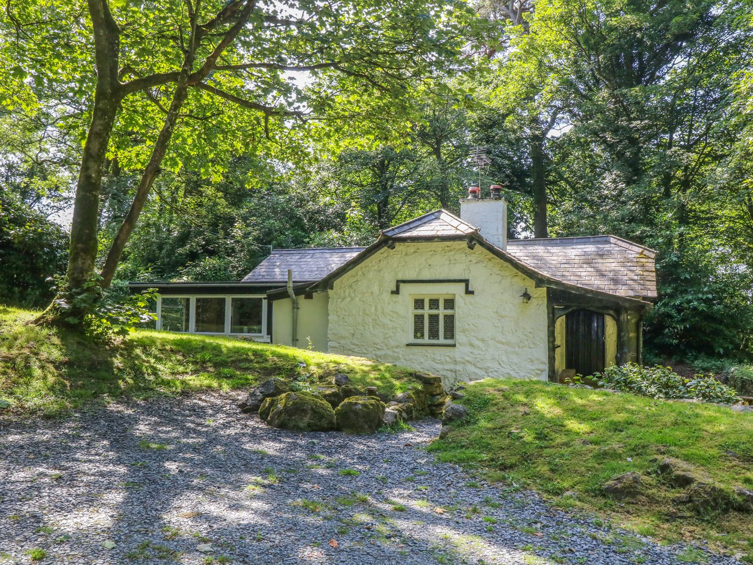Upper Lodge - North Wales - 5025 - photo 1