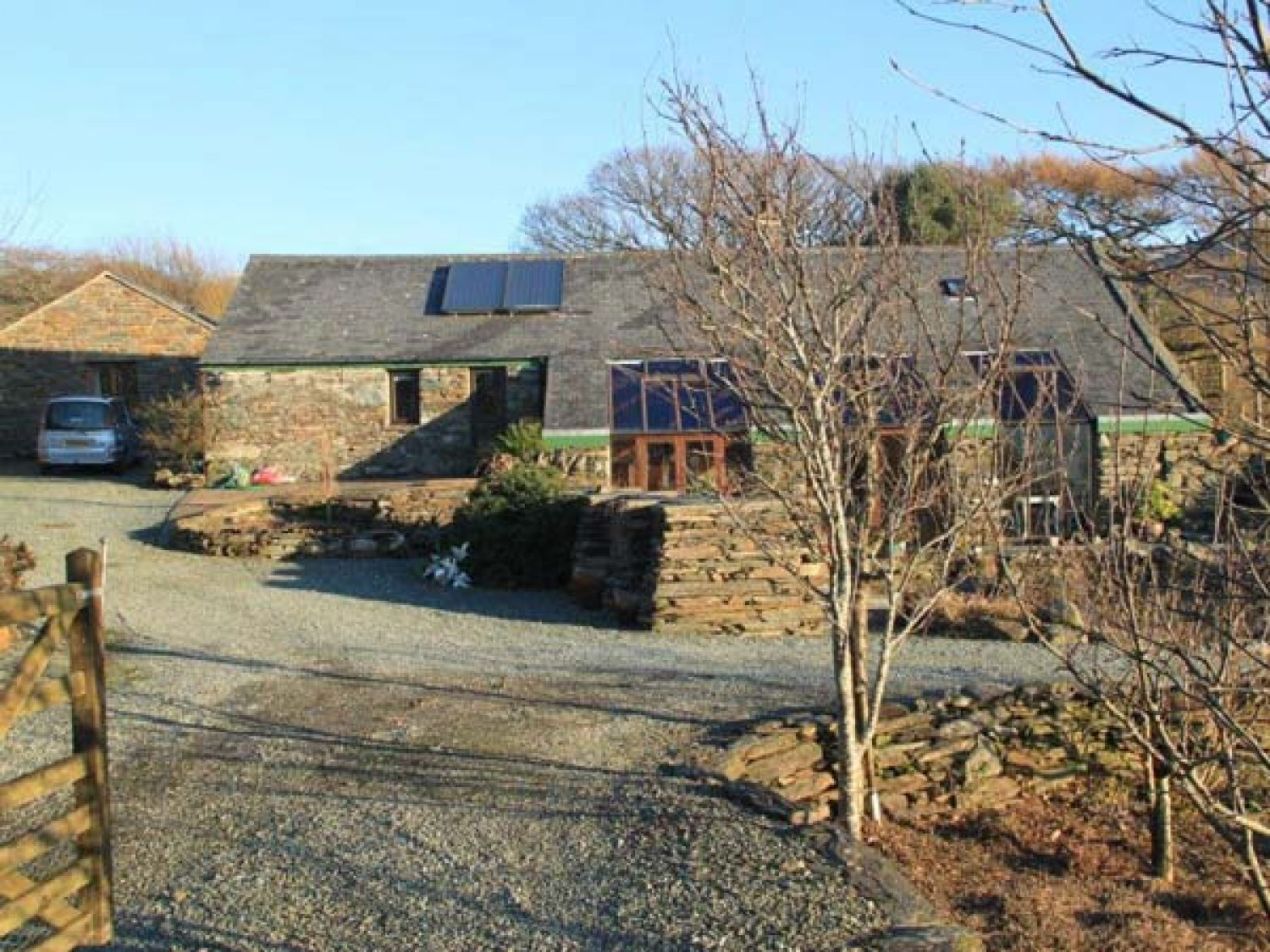 Cynefin Talsarnau Harlech Self Catering Holiday Cottage