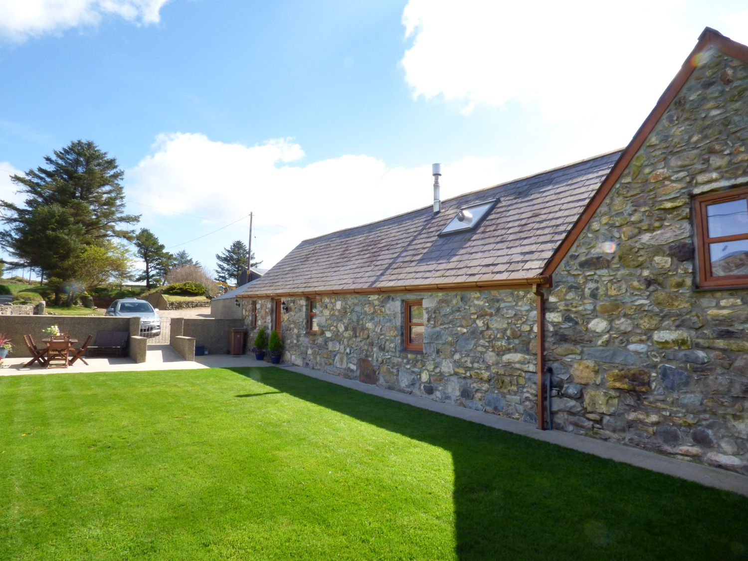 Cae Garw Barn - North Wales - 8017 - photo 1